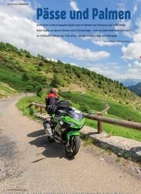 Titelbild der Ausgabe 6/2019 von PROVENCE: Pässe und Palmen. Zeitschriften als Abo oder epaper bei United Kiosk online kaufen.