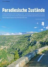Titelbild der Ausgabe 6/2019 von Paradiesische Zustände. Zeitschriften als Abo oder epaper bei United Kiosk online kaufen.