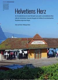 Titelbild der Ausgabe 1/2020 von VIERWALDSTÄTTERSEE: Helvetiens Herz. Zeitschriften als Abo oder epaper bei United Kiosk online kaufen.