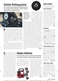 Titelbild der Ausgabe 5/2020 von Schicker Richtungsweiser. Zeitschriften als Abo oder epaper bei United Kiosk online kaufen.