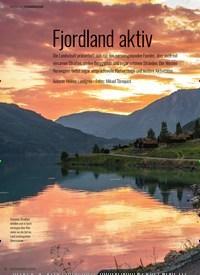Titelbild der Ausgabe 6/2020 von FJORDNORWEGEN: Fjordland aktiv. Zeitschriften als Abo oder epaper bei United Kiosk online kaufen.