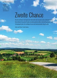 Titelbild der Ausgabe 2/2021 von REPORTAGE BAYERISCHER WALD: Zweite Chance. Zeitschriften als Abo oder epaper bei United Kiosk online kaufen.
