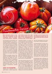 Titelbild der Ausgabe 3/2019 von Paradie sische s Ge müse. Zeitschriften als Abo oder epaper bei United Kiosk online kaufen.