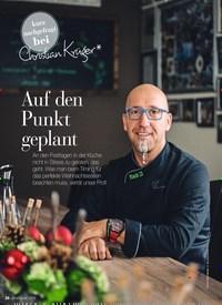 Titelbild der Ausgabe 13/2018 von kurz nachgefragt bei: Christian Krüger*: Auf den Punkt geplant. Zeitschriften als Abo oder epaper bei United Kiosk online kaufen.