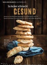 Titelbild der Ausgabe 1/2019 von NEUE LIEBLINGSBROTE / GLUTENFREI & CO.: So lecker schmeckt GESUND. Zeitschriften als Abo oder epaper bei United Kiosk online kaufen.