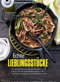 Titelbild der Ausgabe 2/2019 von SCHNITZEL & GESCHNETZELTES / RIND UND KALB: Echte LIEBLINGSSTÜCKE. Zeitschriften als Abo oder epaper bei United Kiosk online kaufen.