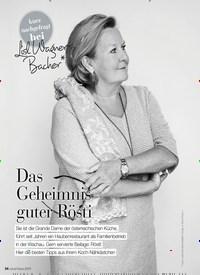 Titelbild der Ausgabe 2/2019 von Das Geheimnis guter Rösti. Zeitschriften als Abo oder epaper bei United Kiosk online kaufen.