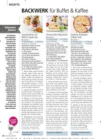 Titelbild der Ausgabe 5/2019 von Backwerk für Buffet & Kaffee. Zeitschriften als Abo oder epaper bei United Kiosk online kaufen.