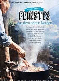 Titelbild der Ausgabe 6/2019 von SKANDINAVIEN: FÜR GOURMETS: FEINSTES aus dem hohen norden. Zeitschriften als Abo oder epaper bei United Kiosk online kaufen.