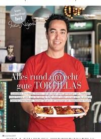 Titelbild der Ausgabe 8/2019 von Lván Nájera: Alles rund um echt gute TORTILLAS. Zeitschriften als Abo oder epaper bei United Kiosk online kaufen.