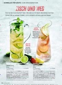 Titelbild der Ausgabe 9/2019 von SCHNELLES FÜR GÄSTE / ZUM DRAUSSENSITZEN: ZISCH UND WEG. Zeitschriften als Abo oder epaper bei United Kiosk online kaufen.
