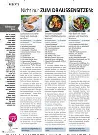 Titelbild der Ausgabe 9/2019 von REZEPTE: Nicht nur ZUM DRAUSSENSITZEN:. Zeitschriften als Abo oder epaper bei United Kiosk online kaufen.