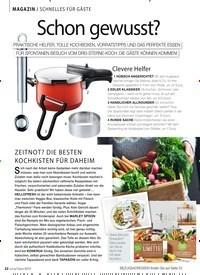 Titelbild der Ausgabe 9/2019 von MAGAZIN / SCHNELLES FÜR GÄSTE: schon gewusst?. Zeitschriften als Abo oder epaper bei United Kiosk online kaufen.