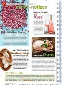 Titelbild der Ausgabe 13/2018 von AKTUELLES RUND UMS EINKAUFEN: markt –notizen. Zeitschriften als Abo oder epaper bei United Kiosk online kaufen.