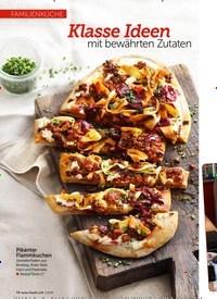 Titelbild der Ausgabe 2/2019 von Familienküche : Klasse Ideen : mit bewährten Zutaten. Zeitschriften als Abo oder epaper bei United Kiosk online kaufen.