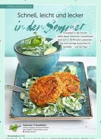Titelbild der Ausgabe 7/2019 von Familienküche: Schnell, leicht und lecker in den Sommer. Zeitschriften als Abo oder epaper bei United Kiosk online kaufen.