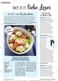 Titelbild der Ausgabe 8/2019 von TREFFPUNKT: Ihre Seite, liebe Leser. Zeitschriften als Abo oder epaper bei United Kiosk online kaufen.