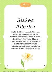 Titelbild der Ausgabe 5/2019 von Minis: Süßes Allerlei. Zeitschriften als Abo oder epaper bei United Kiosk online kaufen.