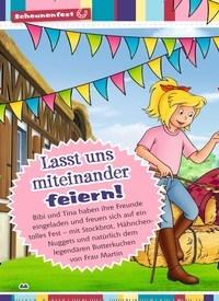 Titelbild der Ausgabe 10/2019 von Scheunenfest: Lasst uns miteinander feiern!. Zeitschriften als Abo oder epaper bei United Kiosk online kaufen.