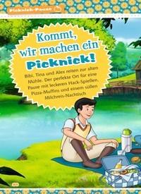 Titelbild der Ausgabe 10/2019 von Picknick-Pause: Kommt, wir machen ein Picknick!. Zeitschriften als Abo oder epaper bei United Kiosk online kaufen.