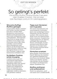 Titelbild der Ausgabe 14/2019 von Gut zu wissen: So gelingt's perfekt. Zeitschriften als Abo oder epaper bei United Kiosk online kaufen.