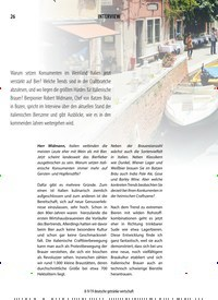 Titelbild der Ausgabe 9/2019 von Interview. Zeitschriften als Abo oder epaper bei United Kiosk online kaufen.