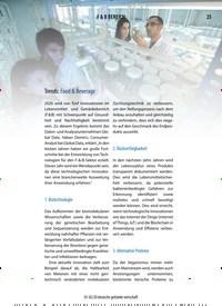 Titelbild der Ausgabe 2/2020 von F & B BEREICH. Zeitschriften als Abo oder epaper bei United Kiosk online kaufen.