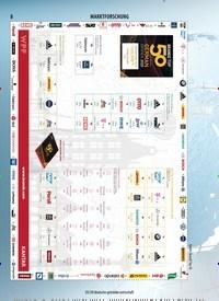 Titelbild der Ausgabe 3/2020 von Markenwert-Ranking: SAP ist weiterhin die wertvollste deutsche Marke. Zeitschriften als Abo oder epaper bei United Kiosk online kaufen.