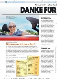 Titelbild der Ausgabe 9/2019 von DANKE FUR IHRE POST. Zeitschriften als Abo oder epaper bei United Kiosk online kaufen.