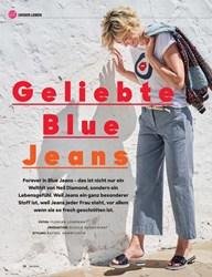 Titelbild der Ausgabe 9/2019 von UNSER LEBEN: Geliebte Blue Jeans. Zeitschriften als Abo oder epaper bei United Kiosk online kaufen.