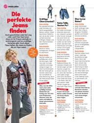 Titelbild der Ausgabe 9/2019 von Die perfekte Jeans finden. Zeitschriften als Abo oder epaper bei United Kiosk online kaufen.