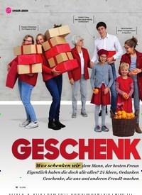 Titelbild der Ausgabe 12/2019 von GESCHENKE MIT HERZ. Zeitschriften als Abo oder epaper bei United Kiosk online kaufen.