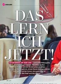Titelbild der Ausgabe 1/2020 von DAS LERN ICH JETZT!. Zeitschriften als Abo oder epaper bei United Kiosk online kaufen.