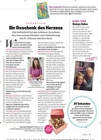 Titelbild der Ausgabe 2/2020 von INTERVIEW Ein Geschenk des Herzens. Zeitschriften als Abo oder epaper bei United Kiosk online kaufen.