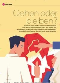 Titelbild der Ausgabe 2/2020 von Gehen oder bleiben?. Zeitschriften als Abo oder epaper bei United Kiosk online kaufen.