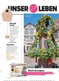 Titelbild der Ausgabe 4/2020 von im April: AUSFLÜGE: Mächtig viel los um diese Zeit. Zeitschriften als Abo oder epaper bei United Kiosk online kaufen.