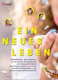 Titelbild der Ausgabe 4/2020 von EIN NEUES LEBEN. Zeitschriften als Abo oder epaper bei United Kiosk online kaufen.