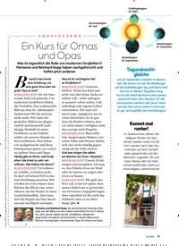 Titelbild der Ausgabe 9/2020 von GROSSELTERN: Ein Kurs für Omas und Opas. Zeitschriften als Abo oder epaper bei United Kiosk online kaufen.