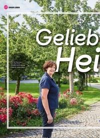 Titelbild der Ausgabe 10/2020 von Geliebte Heimat. Zeitschriften als Abo oder epaper bei United Kiosk online kaufen.