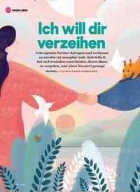Titelbild der Ausgabe 11/2020 von Ich will dir verzeihen. Zeitschriften als Abo oder epaper bei United Kiosk online kaufen.