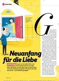 Titelbild der Ausgabe 12/2020 von Neuanfang für die Liebe. Zeitschriften als Abo oder epaper bei United Kiosk online kaufen.
