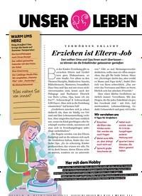Titelbild der Ausgabe 2/2021 von VERWÖHNEN ERLAUBT: Erziehen ist Eltern-Job. Zeitschriften als Abo oder epaper bei United Kiosk online kaufen.