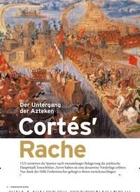Titelbild der Ausgabe 9/2019 von Der Untergang der Azteken: PROLOG AZTEKEN: Cortés' Rache. Zeitschriften als Abo oder epaper bei United Kiosk online kaufen.