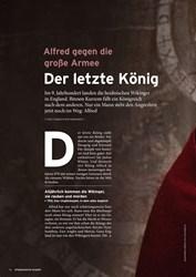 Titelbild der Ausgabe 10/2019 von Alfred gegen die große Armee: Der letzte König. Zeitschriften als Abo oder epaper bei United Kiosk online kaufen.