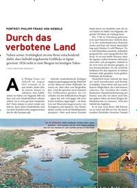 Titelbild der Ausgabe 11/2019 von Durch das verbotene Land. Zeitschriften als Abo oder epaper bei United Kiosk online kaufen.