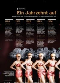 Titelbild der Ausgabe 1/2020 von PROLOG: i ZEITTAFEL: Ein Jahrzehnt auf Messers Schneide. Zeitschriften als Abo oder epaper bei United Kiosk online kaufen.