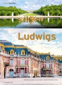 Titelbild der Ausgabe 2/2020 von 1. KAPITEL FRANKREICH: Ludwigs Bühne. Zeitschriften als Abo oder epaper bei United Kiosk online kaufen.
