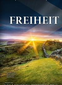 Titelbild der Ausgabe 4/2020 von BLICKPUNKT: FREIHEIT IN SICHT?. Zeitschriften als Abo oder epaper bei United Kiosk online kaufen.