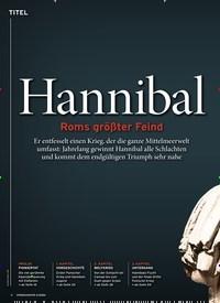 Titelbild der Ausgabe 4/2020 von Hannibal. Zeitschriften als Abo oder epaper bei United Kiosk online kaufen.