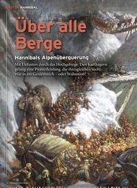 Titelbild der Ausgabe 4/2020 von PROLOG HANNIBAL: Über alle Berge. Zeitschriften als Abo oder epaper bei United Kiosk online kaufen.